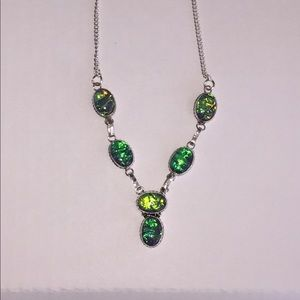 af2490585 Jewelry | Ammolite Necklace | Poshmark